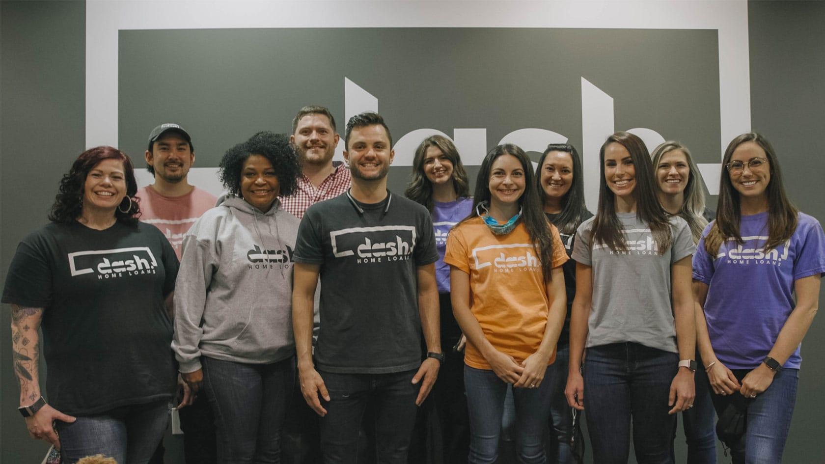 The Dash team
