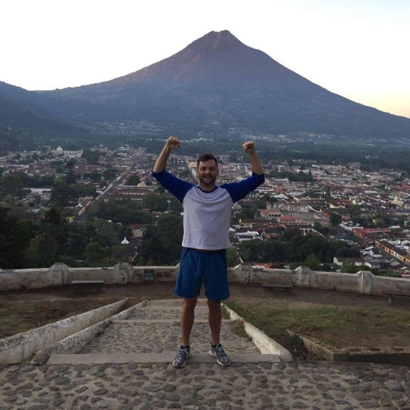 Paul in Guatemala